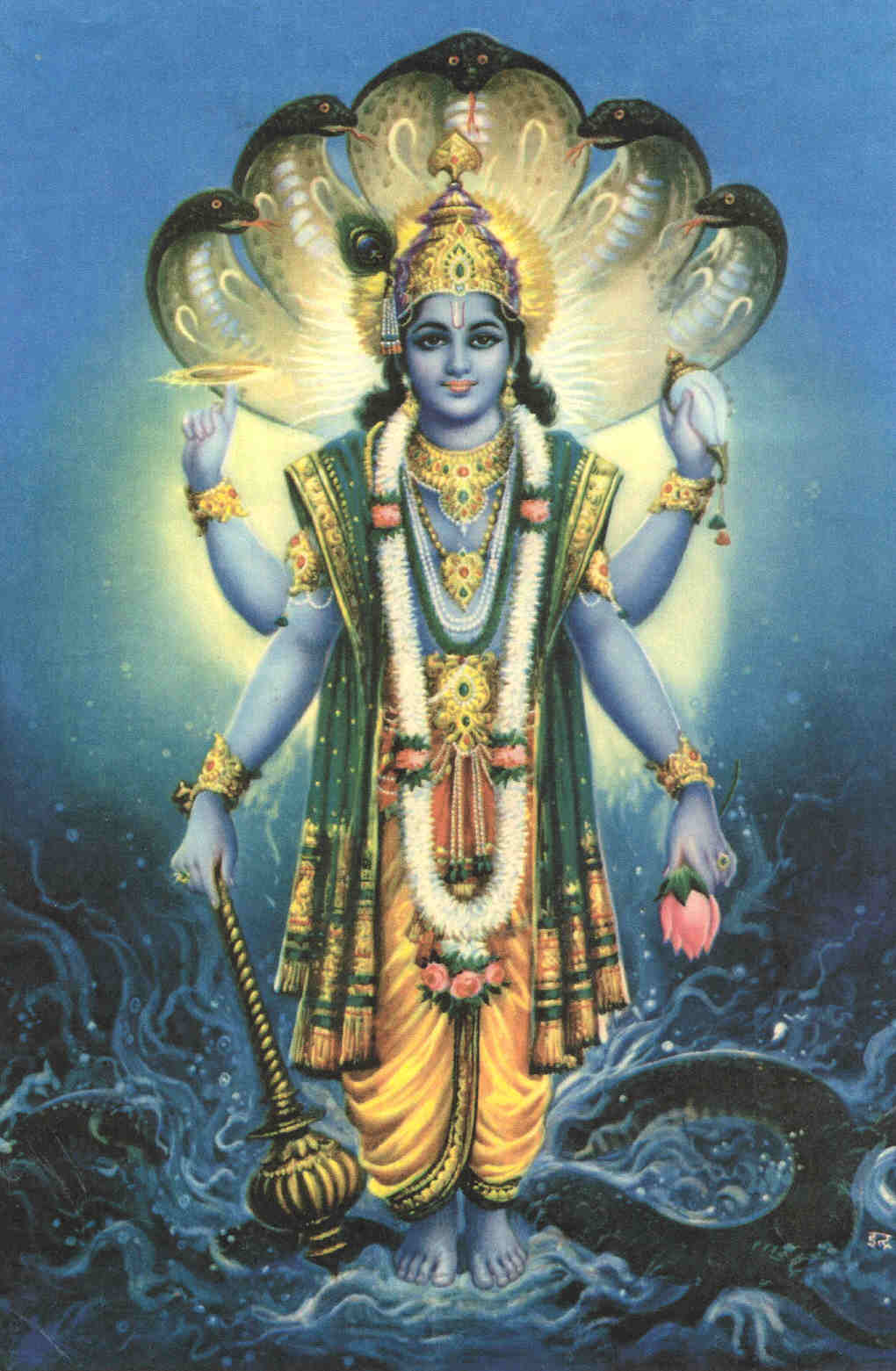 High Quality Wallpapers Pictures And Images Of Lord Vishnu