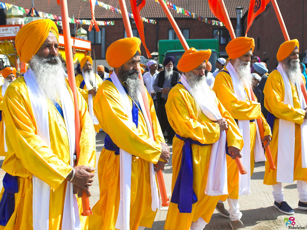 Sikh Wallpapers Parkash Utsav Dasveh P...